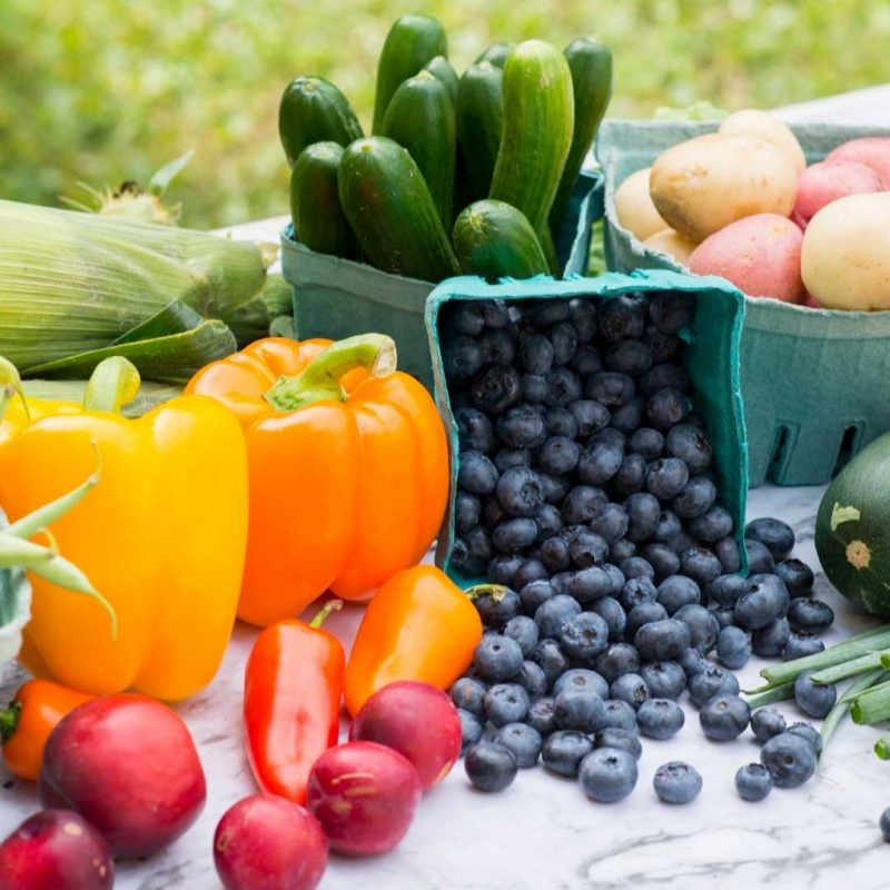 Benefits of eating in-season produce